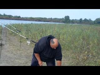 Рыбалка на реке Волга в г. Харабали.