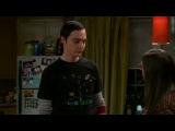 The Big Bang Theory/ Теория большого взрыва/ Шелдон, Эми и диадема