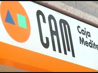 Manifestación contra el canje de las preferentes por acciones del Sabadell Afectados CAM - tetelx