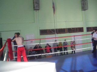 кик боксинг в Полевском
