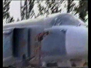 511-й ОРАП(аэродром Буялык в Одесской обл.,Украина).Су-24МР:последнее прости.Часть 2