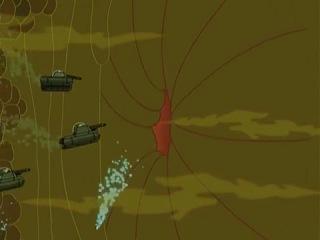 Futurama Вторжение паразитов