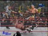 WCW NITRO 02.10.2000 - Титаны Рестлинга на канале ТНТ / Николай Фоменко