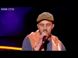 David Faulkner - Superstition (The Voice UK 2012)