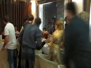 Корпаративное мероприятие.Колектив Р.К.Святошин 2011-2012 Часть 1