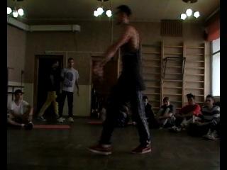TPON 2012  01.07. Breaking 1/8 Джен(Original P) & Рома