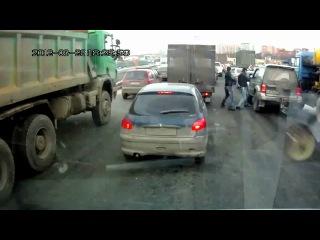 Разбой Кавказцев на дороге Котельники