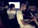 Music Hayk & Gayana making the new Gospel Song (Part 1)