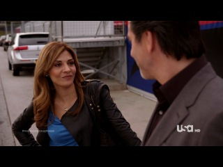 Necessary Roughness S1x03 Spinning Out