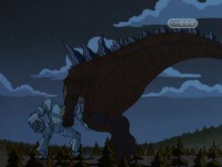 Godzilla:The Series (Годзилла) s1e15