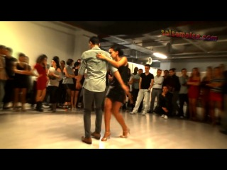 Frankie Martinez & Alev Saglık @ Istanbul International Dance Festival 2011
