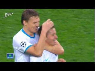 Зенит в Лиге чемпионов УЕФА 2011 12 как это было