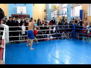 БК Росомаха (Mixfight) - Джабраил Джабраилов от 18.11.2012