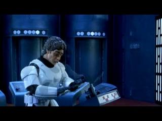 Робоцып: Звездные войны - Протечка реактора