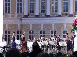 Московский джазовый оркестр п/у Игоря Бутмана и Fantine - My Little Yellow Basket
