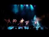 Санкт-Петербургский театр танца ИСКУШЕНИЕ с программой «Между мной и тобой» (шоу под дождем)