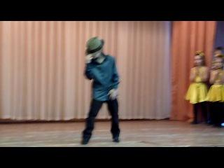конкурс танца в школе