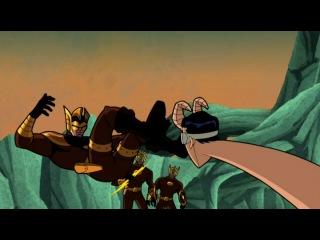 Бэтмен: отважный и смелый/Batman: the brave and the bold 22 серия 2 сезон