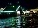 Дворцовый разводной мост.