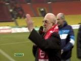 Никита Симонян на матче Спартак 2:0 Локомотив...