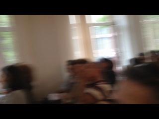 1) ГАРНАНАИН 2) МОРС ДЗЕРКЕРЕ ( муз. Елена Бегларян) Вокалный ансамбль