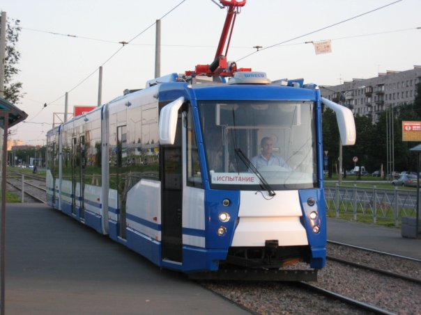 В Новосибирске запустят скоростной трамвай. вчера,19:21.