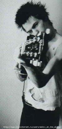 Sid Vicious, 10 мая 1957, Челябинск, id50521229