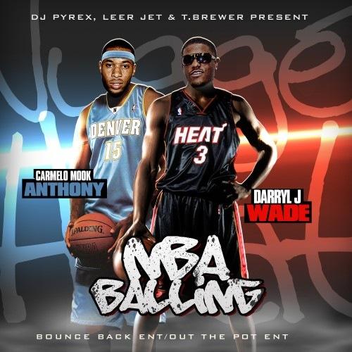 СКАЧАТЬDOWNLOAD DJ Pyrex  ›  Lil Mook & Darryl J - NBA Bal