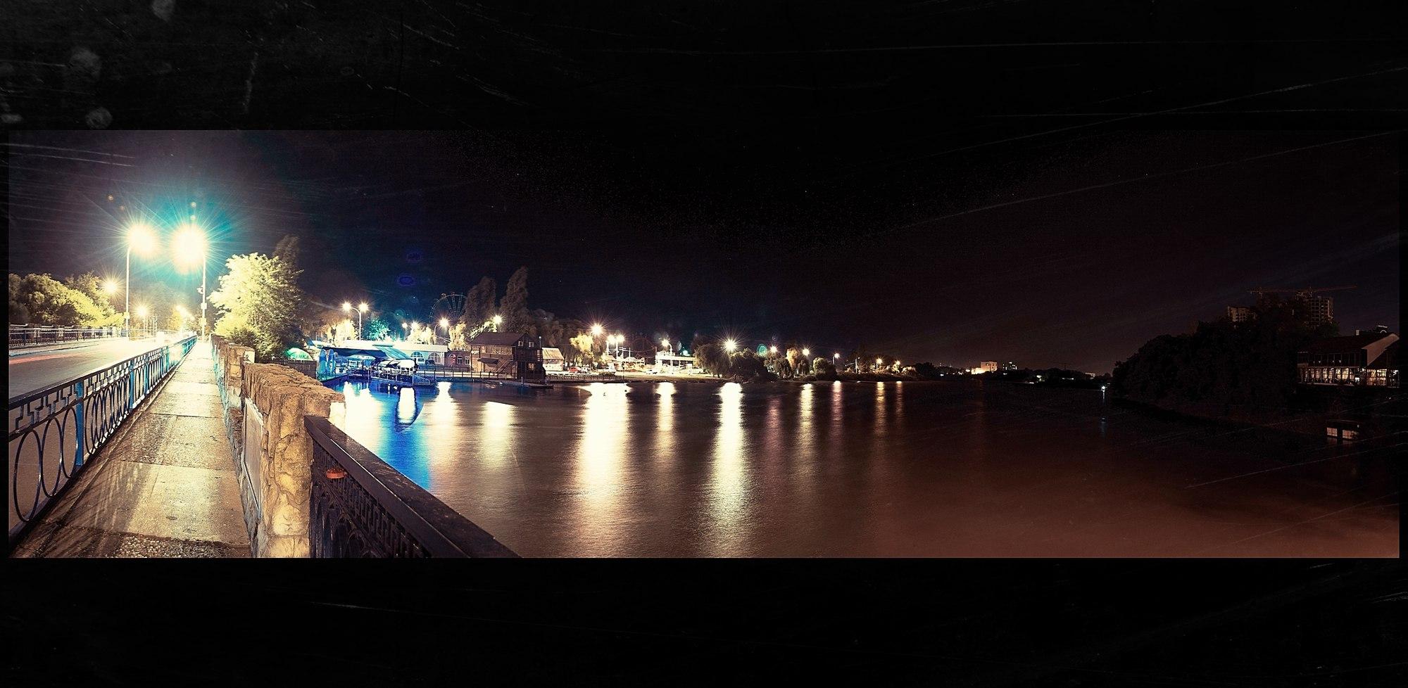 ночной краснодар фото