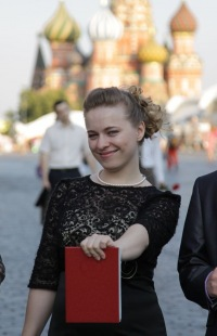 Юлия Герман, 29 марта , Москва, id86148