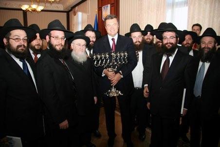 Янукович - жидівський підерас