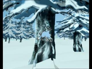 Огги и Тараканы - Лыжные Ошибки (Ski Bugs/Tout Schuss) 2-85