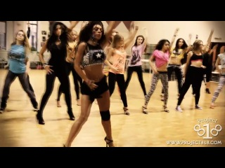 Sonya Dance - High heels(Lw 2 Project 818 Ladies workout)