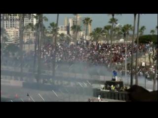 1 этап Formula D 2012 - Long Beach