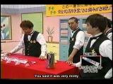 Gaki no Tsukai #566 (2001.06.24) — Kiki 8 (Toothpaste) ENG subbed