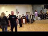 AKBA HALL - went dancing