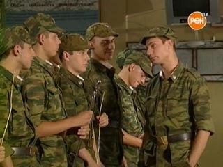 солдаты 10 сезон 16 серия