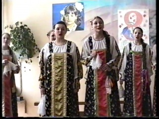 Уральская вечора.    Год- 1998    Поппурри на тему песен о маме.