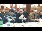 Классная история на хасидском застолье