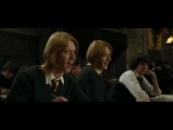 Гарри Поттер и Кубок Огня - Одна из самых клёвых сцен (особенно момент где Фред и Джордж)