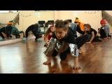 Хэллоуин в школе танцев