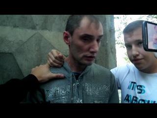 Оккупай-Педофиляй (Волгоград) №3 - Даун