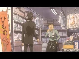 Nabari no Ou / Владыка Скрытого мира - 1 серия   Enilou Nuriko [AniLibria.Tv]