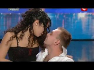 Дуэт «FLAME» (Украина мае талант) - Пламя любви.