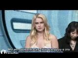 Пресс-конференция фильма «Стартрек: Возмездие» в Токио, Япония (13 августа, 2013) [рус.суб]
