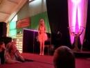 Стриптиз шоу 18+ - Пак 5, видео 22 ( Hally Thomas - Barbie Girl, Villach 2009 )