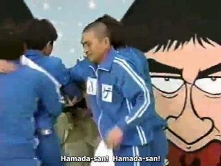 Gaki no Tsukai #448 (1999.01.17) — Tanaka cries (ENG subbed by Zurui) segment