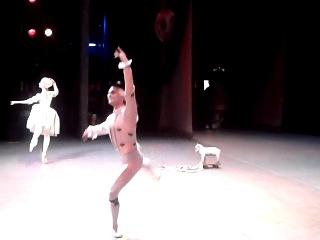 Французский танец из балета