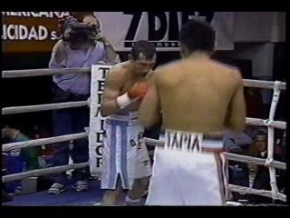 1994-04-13 Marco Antonio Barrera vs Carlos Salazar (WBC Super Flyweight Title Eliminator)