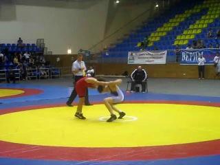 Чемпионат украины по вольной борьбе   Буруков Владимир (Одесса)